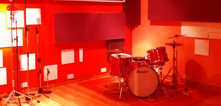 Gizzard London Analogue Recording Studios