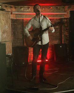 John O'Shea Star of Kings Acoustic Peformance